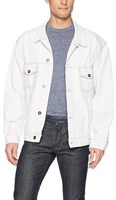Hudson Men's Denim Trucker Jacket