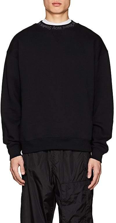 Men's Flogho Cotton Fleece Sweatshirt