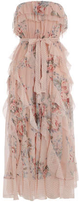 Zimmermann Bowie Waterfall Dress