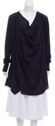 DKNY Silk Blend Top