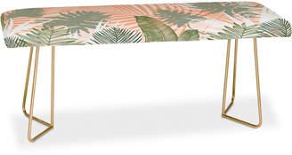 Deny Designs Marta Barragan Camarasa Tropical Bench