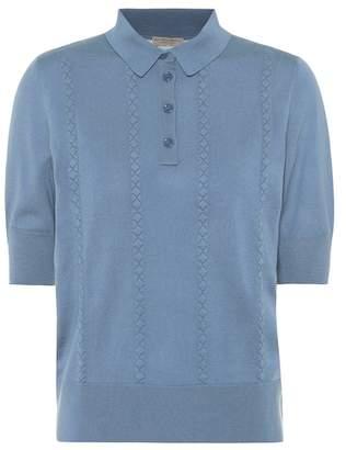 Bottega Veneta Wool polo shirt