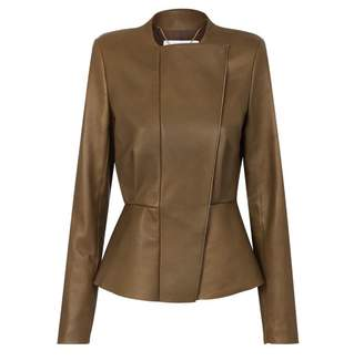Camilla And Marc Capra Leather Jacket