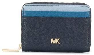 MICHAEL Michael Kors small tri-colour wallet