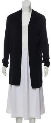 Haider Ackermann Wool & Silk Open Front Cardigan