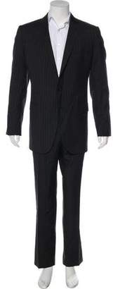 Dolce & Gabbana Pinstripe Two-Piece Suit