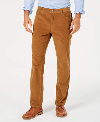 Club Room Men's Stretch Corduroy Pants, Created for Macy's