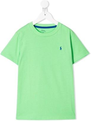 Ralph Lauren Kids crew neck T-shirt