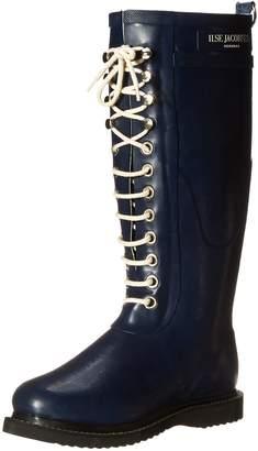 Ilse Jacobsen RUB1 Tall Womens Boots Size 38 EU