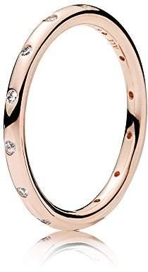 Pandora Women Vermeil Ring - 180945CZ-56 cjEnU