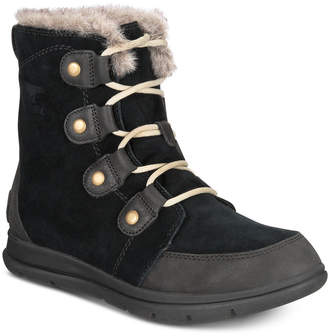 4e7d071b71d1 Sorel Suede Upper Boots For Women - ShopStyle Canada