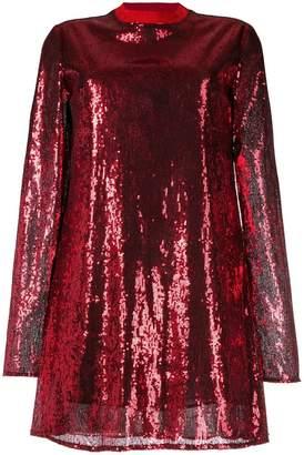 Philosophy di Lorenzo Serafini sequinned dress