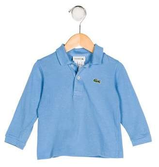 Lacoste Boys' Collared Polo Shirt