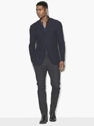 John Varvatos Sweater Blazer