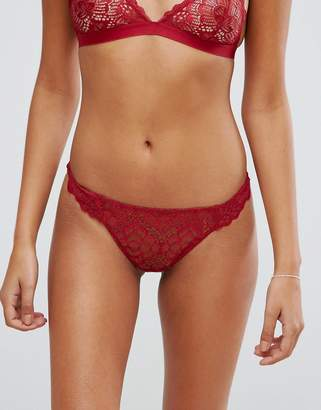 Asos Rita Basic Lace Mix & Match Thong
