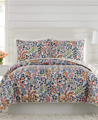 Vera Bradley Petite Floral King Quilt Bedding