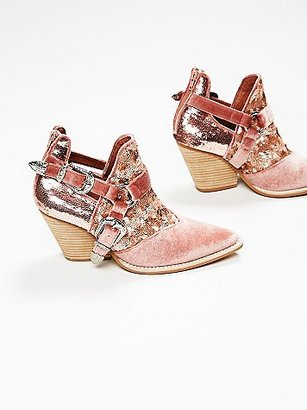 Icon Western Boot by Jeffrey Campbell at Free People $178 thestylecure.com