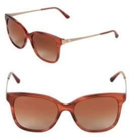 Giorgio Armani 54MM Square Sunglasses