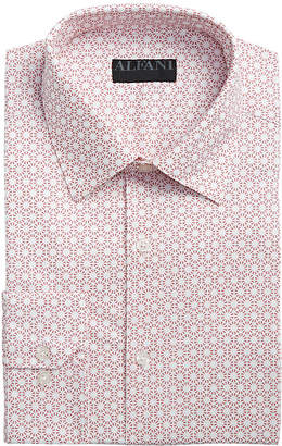 Alfani AlfaTech by Men Classic/Regular Fit Dress Shirt