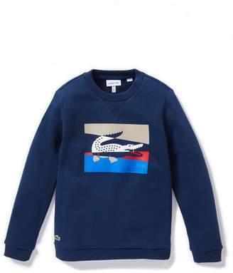 Lacoste Multicolor Animation Sweatshirt