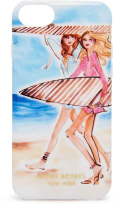 Henri Bendel Surfer Girls Graphic Case For Iphone 7/8
