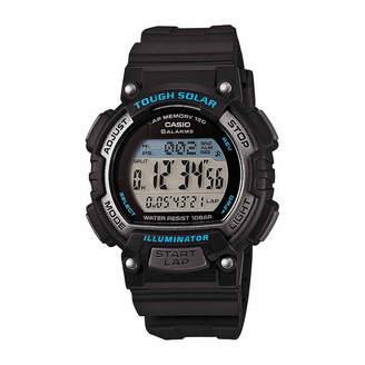 Casio TABLE Table Womens Black Strap Watch-Stls300h1apb