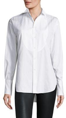 Polo Ralph Lauren Tuxedo Shirt $165 thestylecure.com