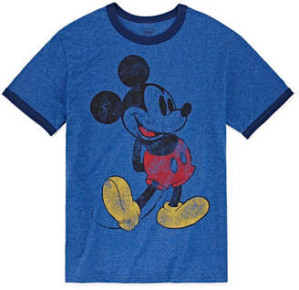 Disney Mickey Mouse Graphic T-Shirt Mens