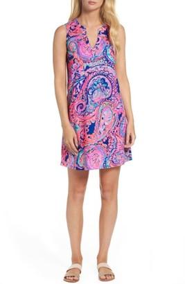 Women's Lilly Pulitzer Dev Shift Dress $98 thestylecure.com