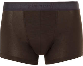 Zimmerli Stretch-Micro Modal Boxer Briefs