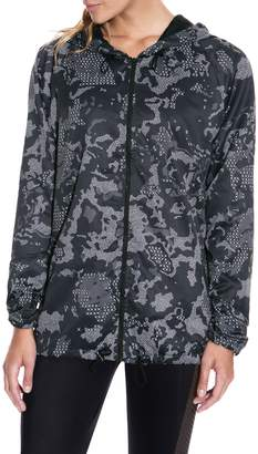 Maaji Brisk Black Camo Jacket