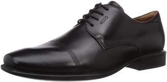 Ecco Shoes Men's Cairo Tow Cap Lace Dress Shoe
