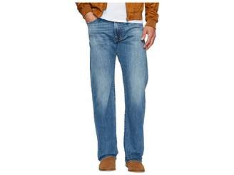 Lucky Brand 181 Relaxed Straight Leg Jeans in Rio Lucio Men's Jeans