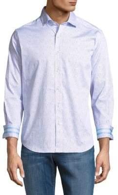 Robert Graham Terrel Button-Down Shirt
