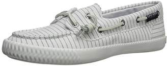 Sperry Women's Sayel Away Pinstripe Sneaker