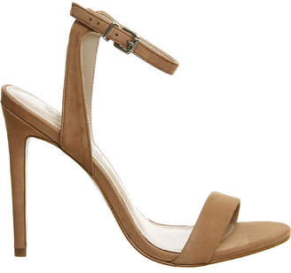 Office Alana nubuck leather sandals