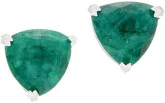 Jodie M. Silverado Stud Earrings