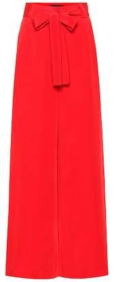 Etro Wide-leg silk pants