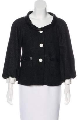 Chanel 2015 Bouclé Jacket
