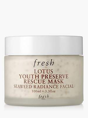 Fresh Lotus Youth Preserve Rescue Mask, 100ml