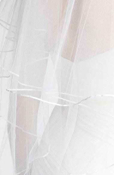 Nina 'Adrienne' Double Tier Veil