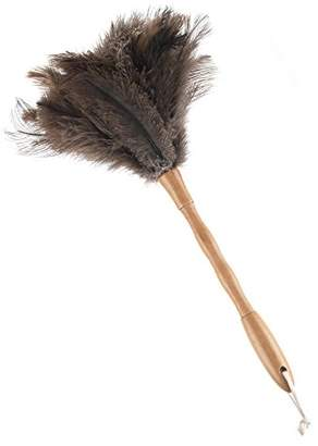 Beldray LA040053 Bamboo Ostrich Feather Duster, 45 cm, Brown
