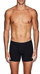 Derek Rose Men's Alex Stretch-Jersey Boxer Briefs - Black