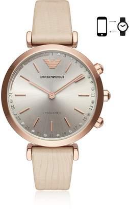 Emporio Armani Connected Women's Hybrid Smartwatch