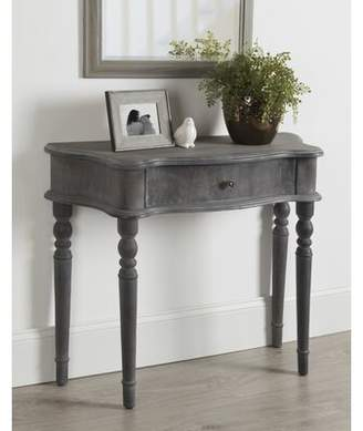 Ophelia & Co. Wadley Country French Wood Console Table & Co.