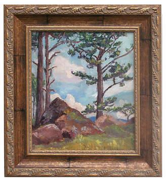 One Kings Lane Vintage Pacific Coast Summer - Robert Azensky Fine Art Art