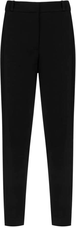 Alcaçuz Censura cropped trousers