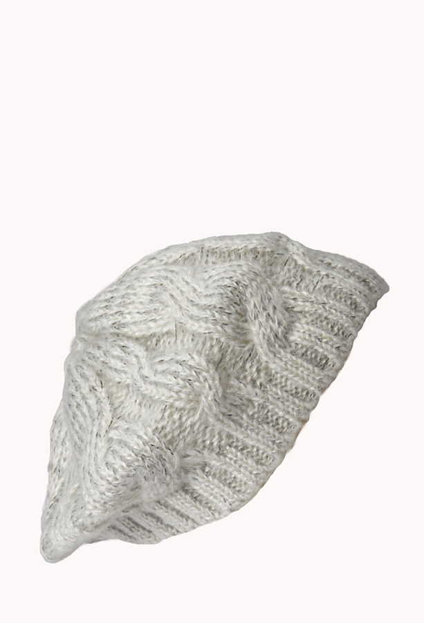 Forever 21 Cozy Knit Beret
