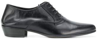 Haider Ackermann pointed toe brogues