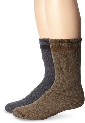 Wigwam Men's Super Boot 2 Pack Sock